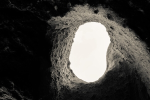 Peering Through Light