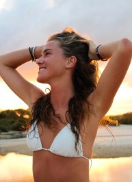 NionaSamira.SunsetCreek5.August2013