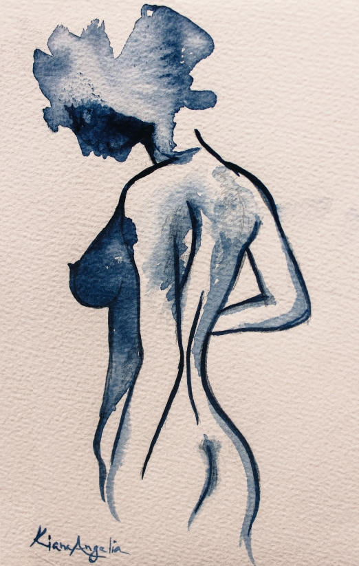 Ocean Nude I
